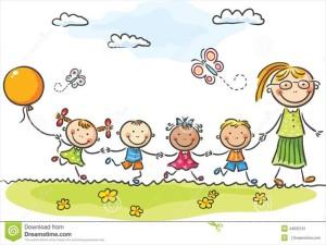 kindergarten-happy-kids-their-teacher-44632181_R