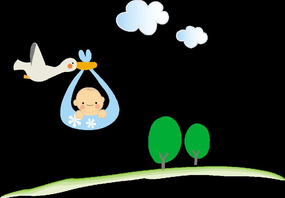 リコネクションは妊活にどのような効果があるか赤ちゃんのイメージイラスト