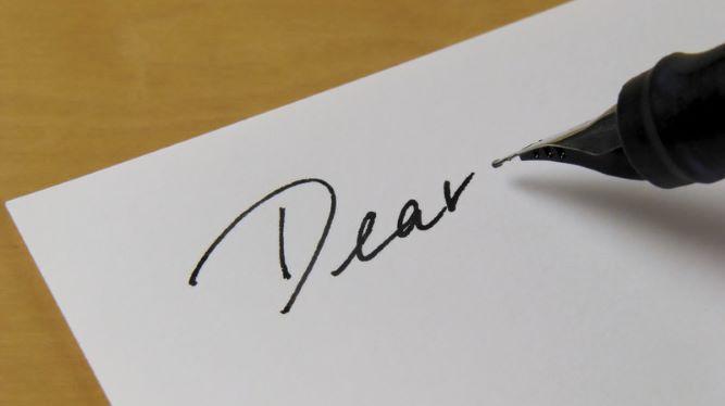 アインシュタインが娘に宛てた手紙
